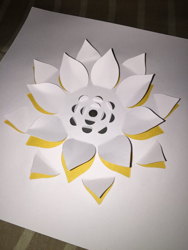 Sunflower Svg Cut File My Graphic Fairy