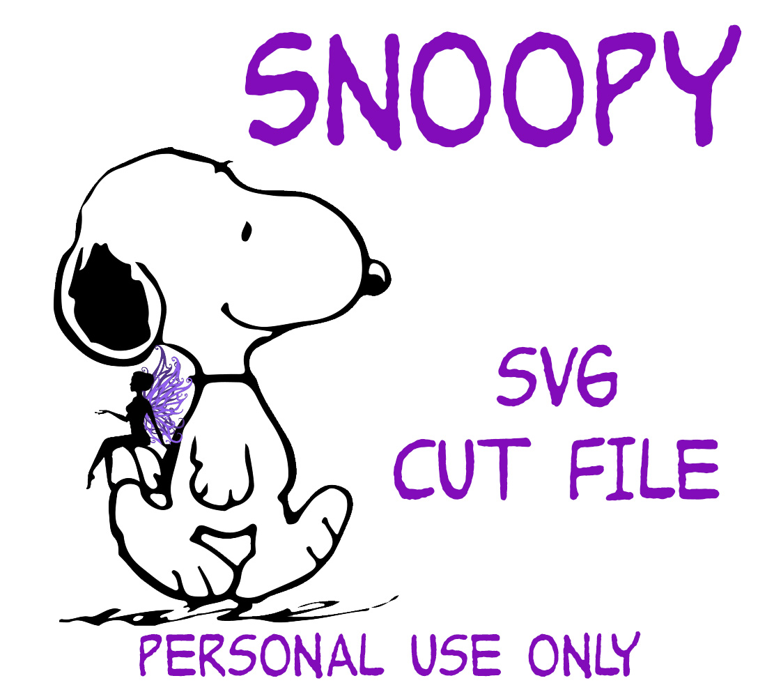 Download Free Snoopy SVG cut file - My Graphic Fairy